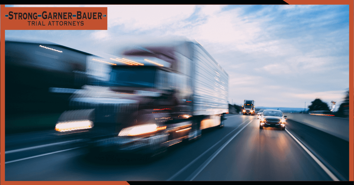 truck accident lawyers strong bauer garner