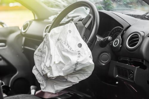 Used air bag
